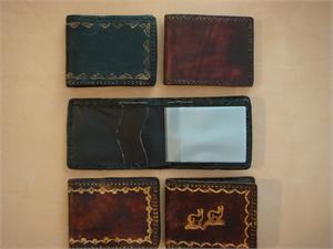 Regular Leather Billfolds
