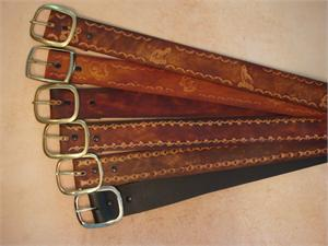 "1-3/4"" Leather Belts"