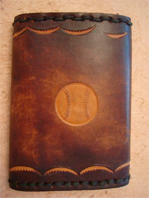 Trifold Leather Billfolds-Miscellaneous