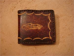 Kid's Leather Billfolds-Miscellaneous
